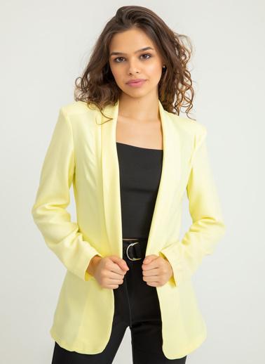 Foremia Atlas Blazer Ceket Sarı